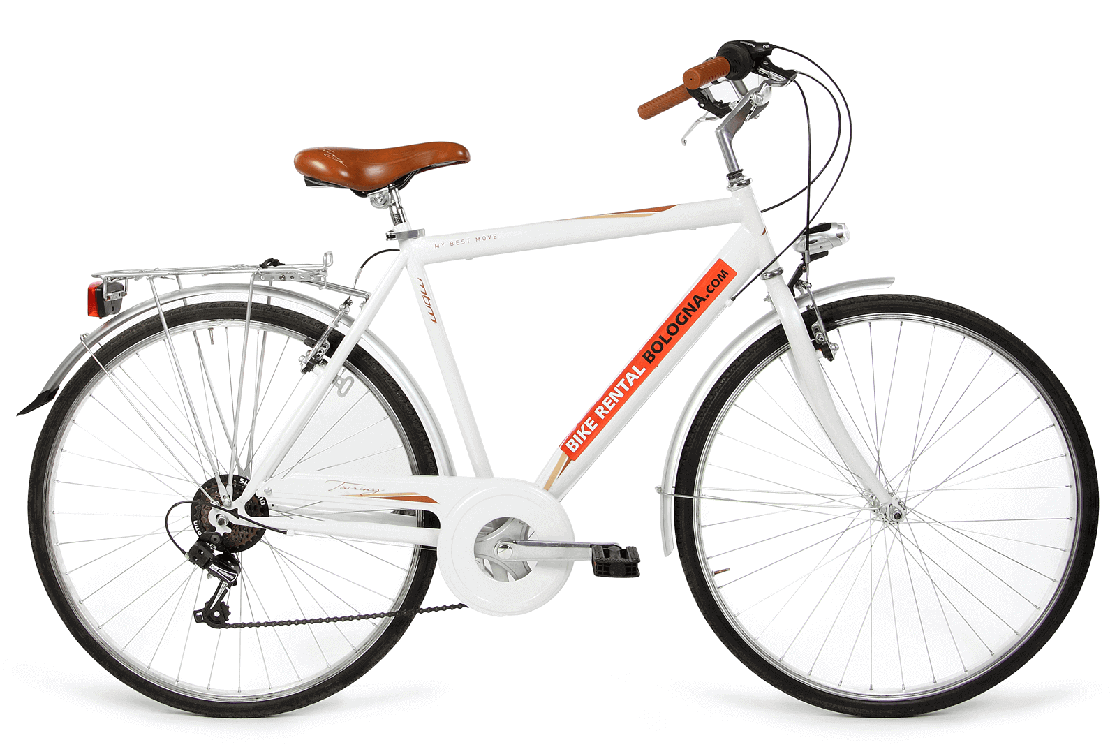 city-bike standard, male version